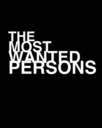 most wanted persons